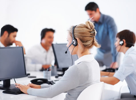 Helpdesk Support Services