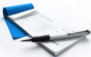 Cheque Processing Services