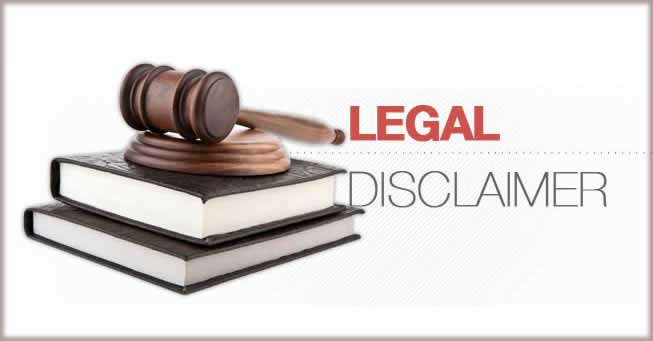 STO White Paper legal disclaimer