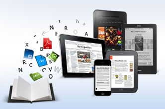 E-Book Conversion Services
